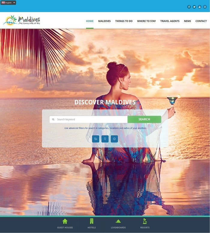 MMPRC launches new VisitMaldives website