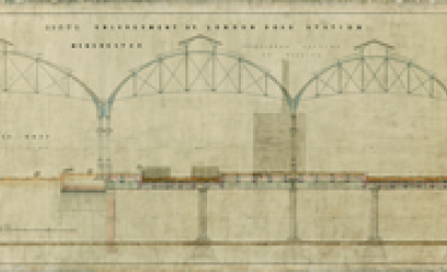 Manchester Piccadilly amongst railway archives brought to life online