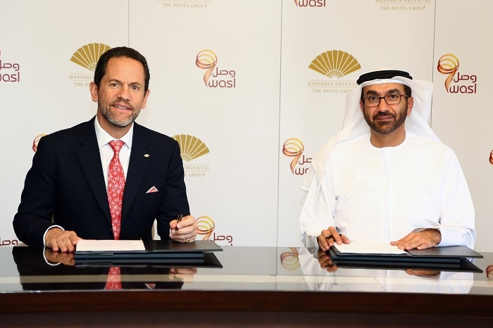 Mandarin Oriental signs on for second Dubai property
