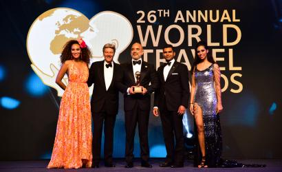 Maradiva Villas Resort takes top World Travel Awards title
