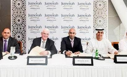 Jumeirah Group signs on for residential Marina Gate development