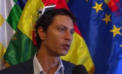 Breaking Travel News interview: Minister of Tourism and Culture of Bolivia, Marko Machicao