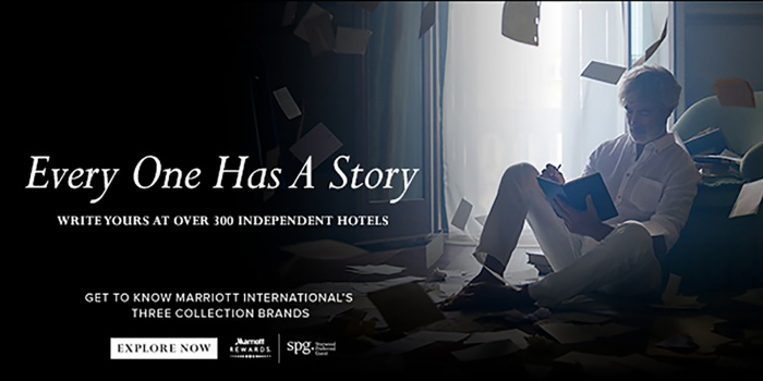 Marriott showcases independent hotels with new ad campaign