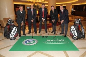 Marriott Hotels signs new strategic partnership with German Golf Association