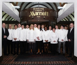 Marriott Culinary Apprenticeship Academy launches in UK