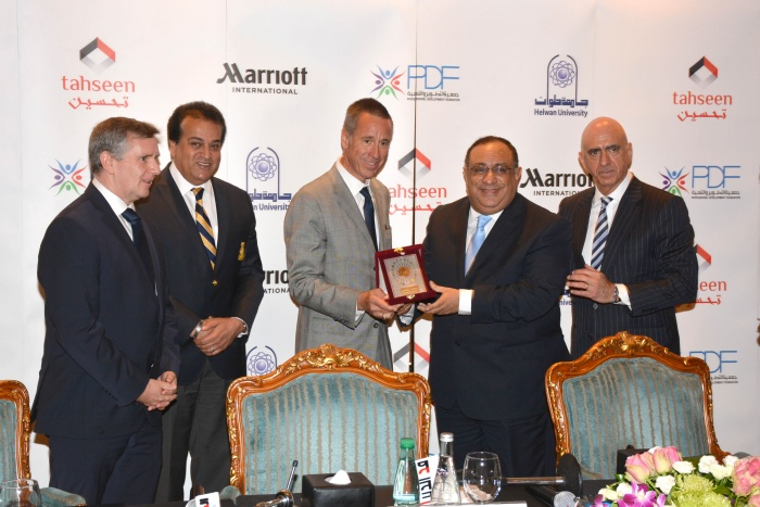 Marriott International launches hospitality training programme in Egypt