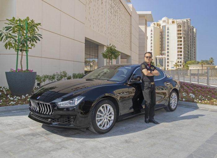 Dubai resident wins Maserati at Nakheel Mall
