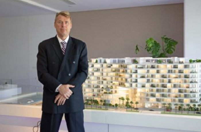 New chief financial officer for Azizi Developments