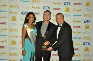 Rovia takes top World Travel Awards title