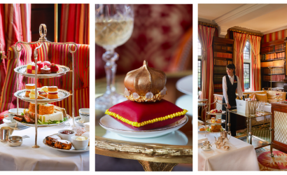Milestone Hotel launches new Royal Afternoon Tea