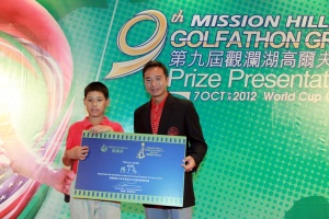 Mission Hills Golfathon reaches thrilling conclusion