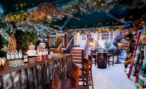 Montague On The Gardens Brings Apr S Ski To London News Breaking Travel News