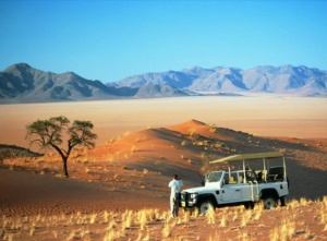 Namibia Tourism organises travel agents event