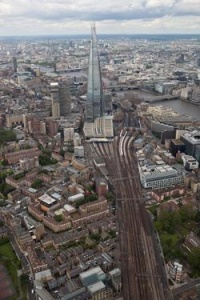 Changes to London bridge station to make games time travel easier
