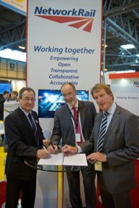 Network Rail deal signals brighter future for civil engineers