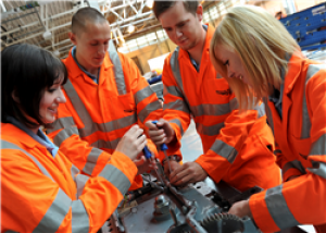 Network Rail: Last few apprentice places up for grabs