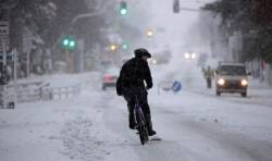 New Zealand travel hit by snow chaos