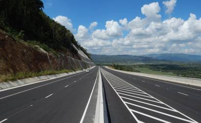 Tourists enter the fast lane as Highway 2000 opens in Jamaica