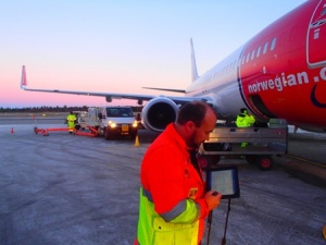 Boeing links with Norwegian for maintenance applications