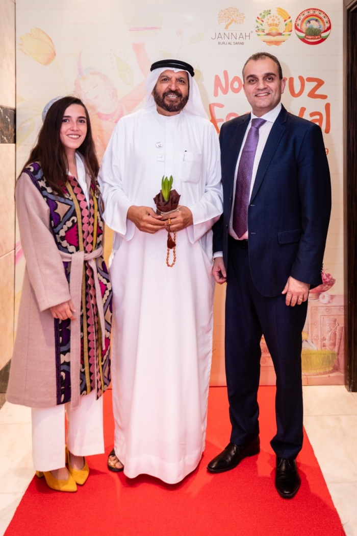 Jannah Burj Al Sarab Hotel hosts opulent Nowruz celebration