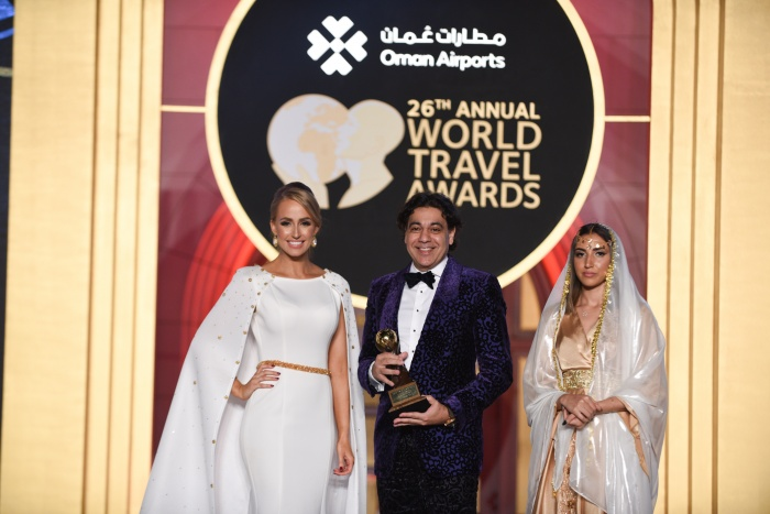 Ohri recognised with lifetime achievement title by World Travel Awards