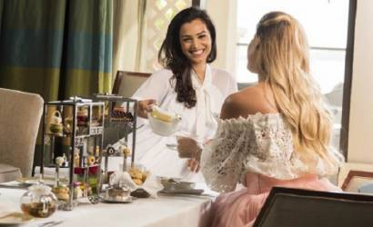 Pandora partners with Fairmont the Palm for new afternoon tea