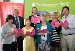 Penrose launches latest VisitEngland Pink Book