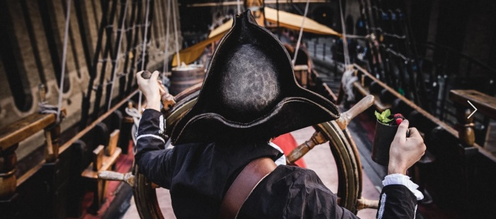 The Golden Hinde in London set to be transformed into cocktail bar