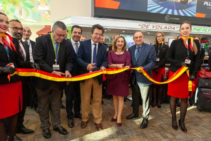 Plus Ultra launches Madrid connection from Quito