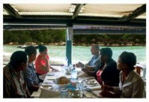 Praslin committed to be part of Ministry of Tourism and Culture projects