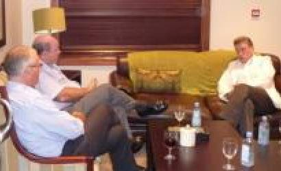 Prefet of La Reunion discusses tourism and air access with Seychelles