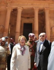 President and First Lady of Italy complete state visit to Jordan