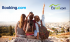 Eurail.com links with Booking.com for accommodation deal
