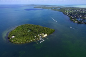 Private island lists for $110 million in Florida Keys