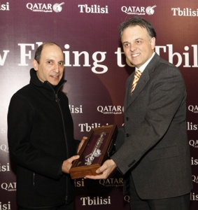 Qatar Airways' 2012 expansion programme underway