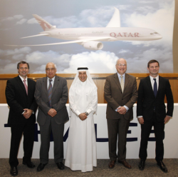 Qatar Airways joins with Thales for new research facility