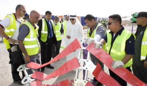 Qatar Airways unveils aircraft recovery equipment