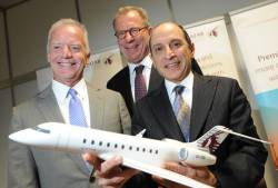 Qatar Airways links with Flexjet for private jet service