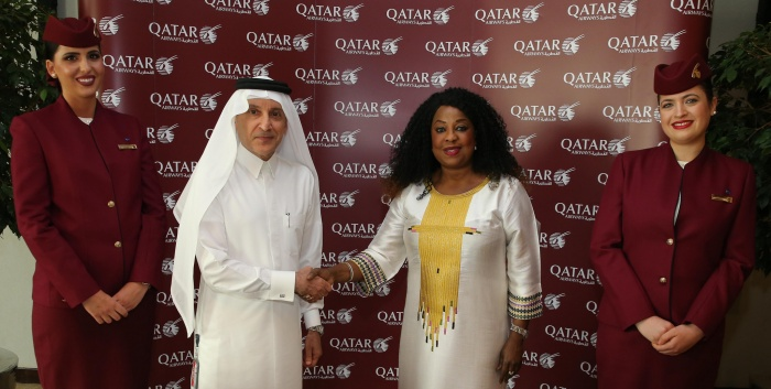 Qatar Airways signs World Cup sponsorship deal with FIFA