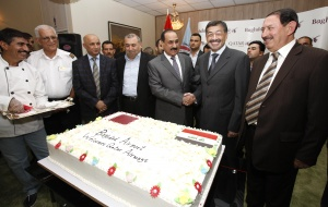 Qatar Airways launches Baghdad route