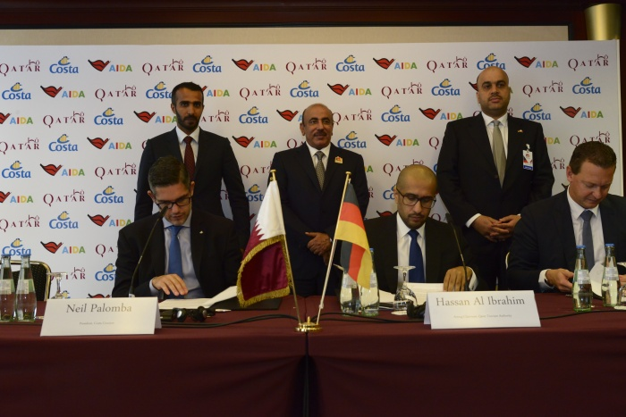 Qatar seeks to grow cruise sector with new partnerships