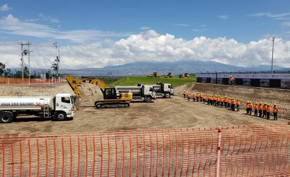 Quito International Airport begins expansion project