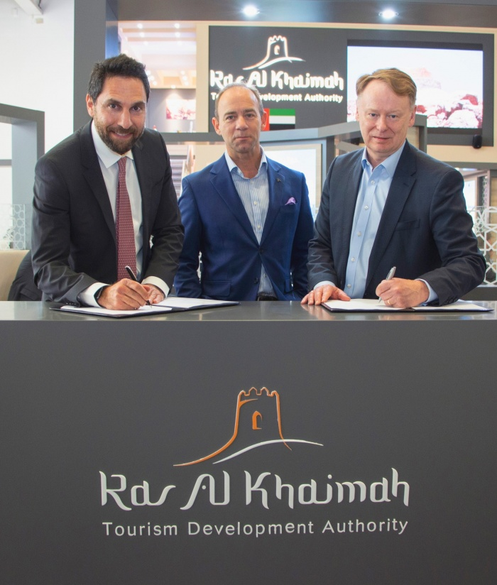 ITB Berlin: Mantis signs for new luxury camp in Ras Al Khaimah