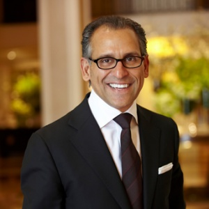 New president for Rosewood Hotels