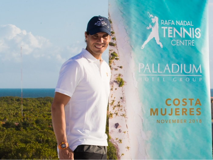 Palladium Hotel Group launches Rafa Nadal academy partnership