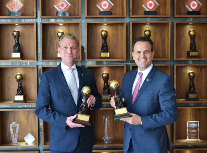 Rotana defends World's Leading Business Hotel Brand title at World Travel Awards