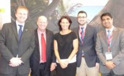 Routes organizers meet with Seychelles tourism for Routes Africa 2012