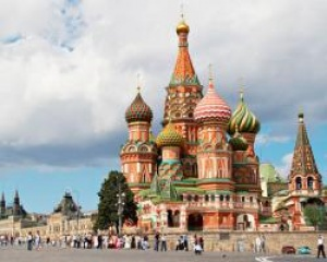 Tourism in Russia contributes more to GDP than automotive manufacturing