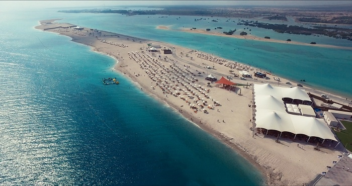 Sir Bani Yas Cruise Beach opens to passengers in Abu Dhabi