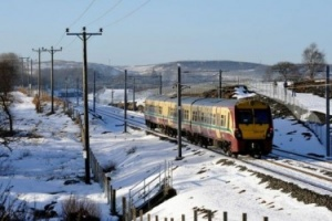 New £300m rail link opens in Scotland